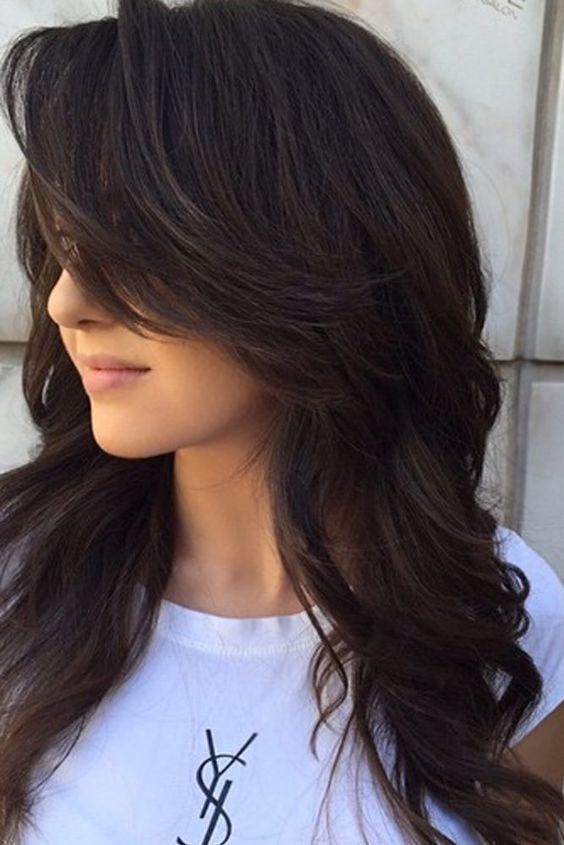 Cute Long Layered Haircuts  21 Fabulous Long Layered Hairstyles 2017