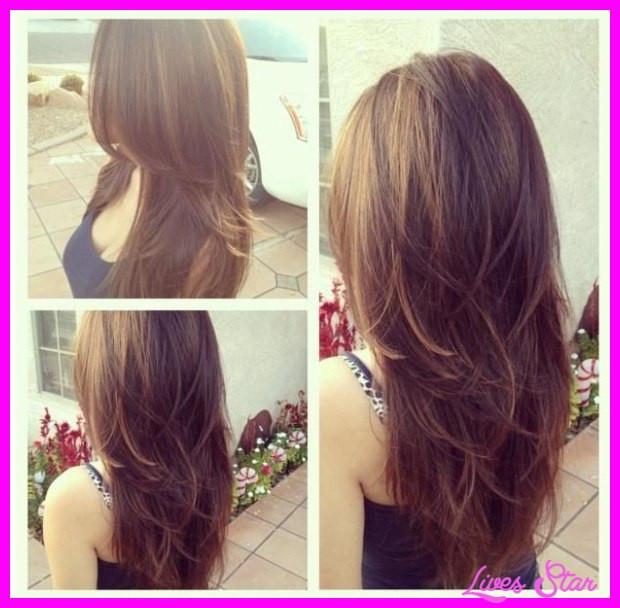 Cute Long Layered Haircuts  Cute layered haircuts for medium long hair LivesStar