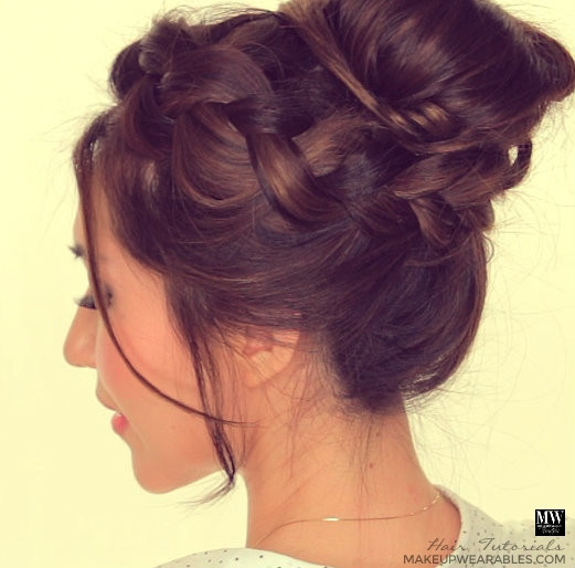 Cute Messy Hairstyles  Second Day Hairstyles