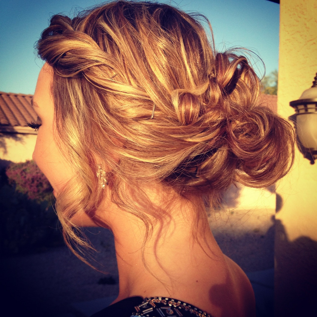 Cute Messy Hairstyles  Cute Summer Hairstyles That Provide Relief Style Arena