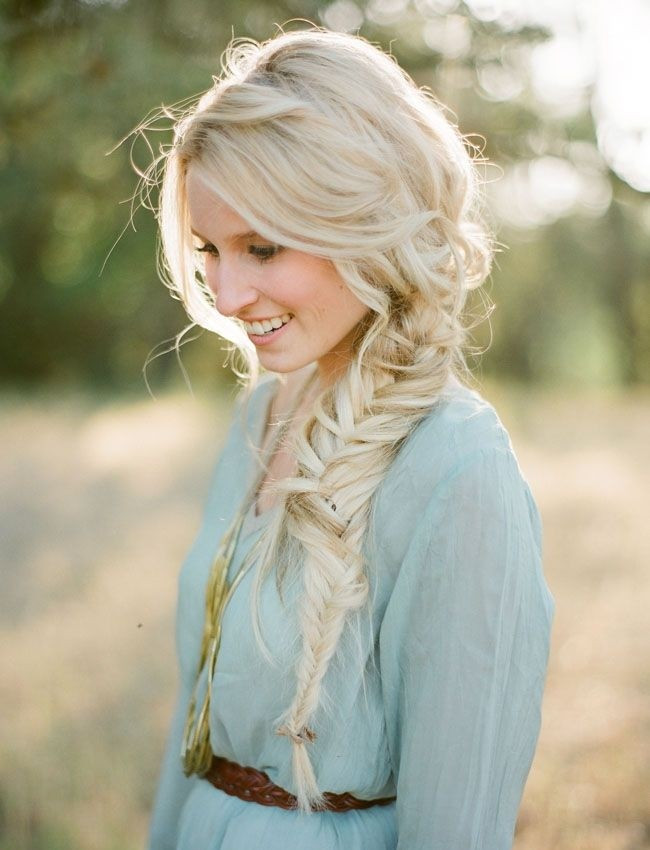 Cute Messy Hairstyles  26 Pretty Braided Hairstyle for Summer PoPular Haircuts