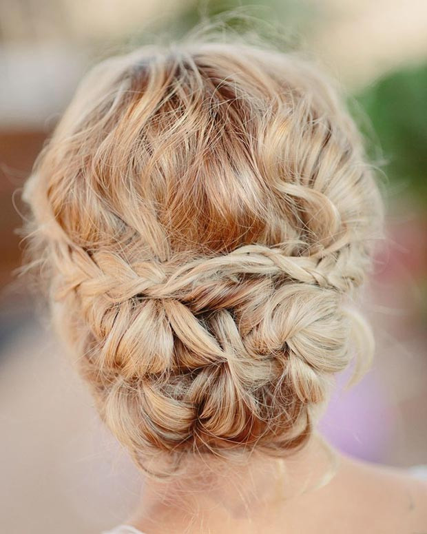 Cute Messy Hairstyles  50 Cute and Trendy Updos for Long Hair
