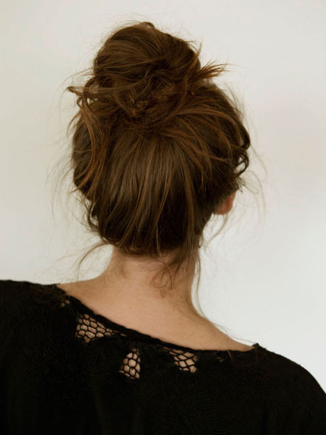 Cute Messy Hairstyles  10 minute Cute and Easy Hairstyles to start your day