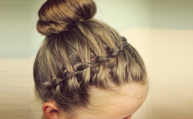 Cute Middle School Hairstyles  Top 8 Cute And Easy Hairstyles For Middle School Girls