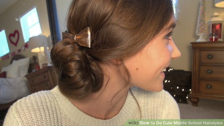Cute Middle School Hairstyles  4 Ways to Do Cute Middle School Hairstyles wikiHow