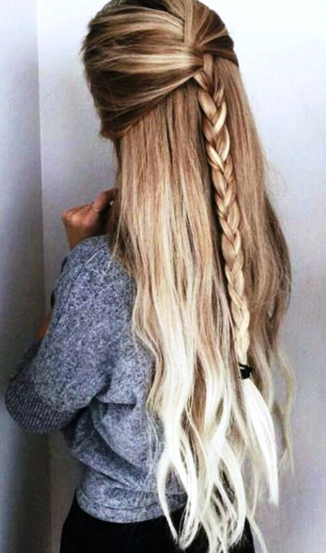 Cute Simple Hairstyles  How To Do Cute Easy Hairstyles For Long Hair Step By Step