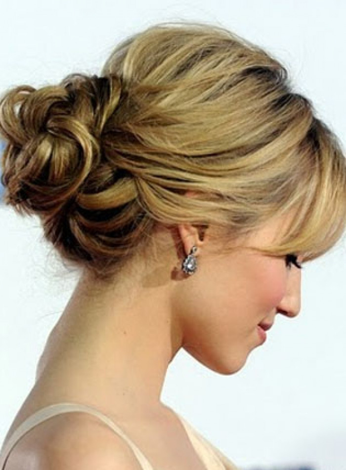 Cute Simple Hairstyles  Easy Updos For Long Hair