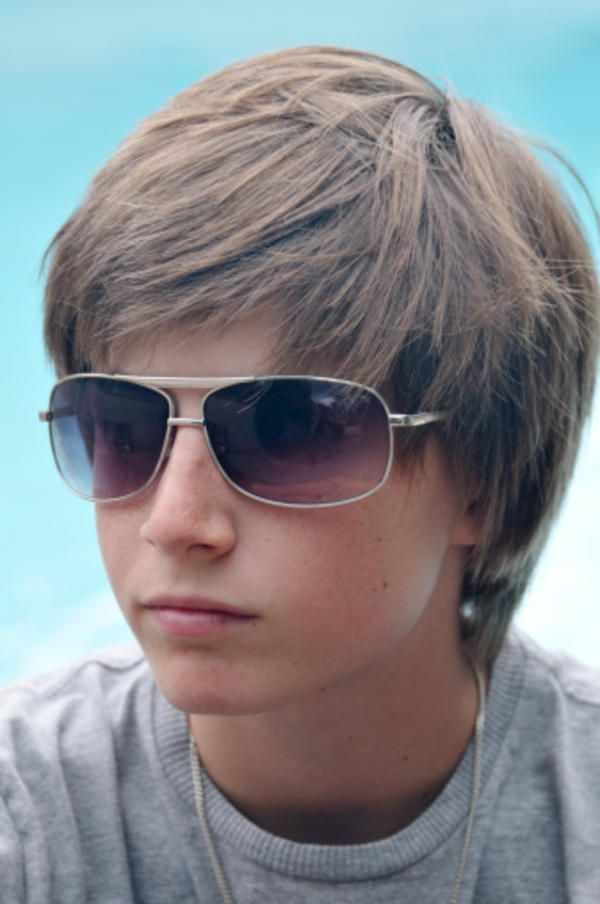 Cute Teen Boy Haircuts  1000 images about Cool hair for Boys on Pinterest