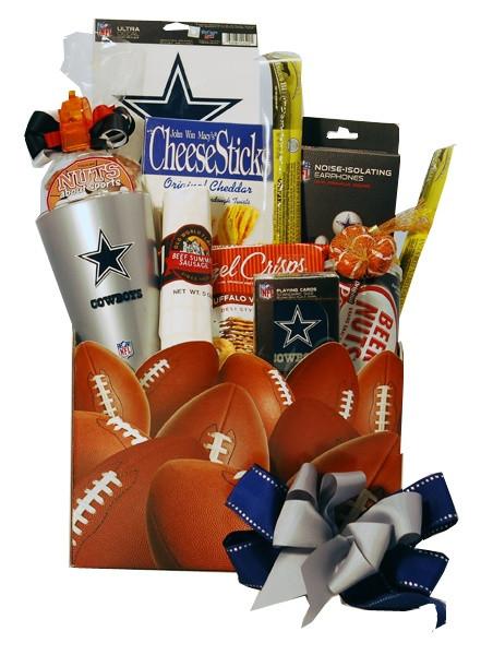 Dallas Cowboys Gift Ideas  Dallas Cowboys Gift Basket Ideas – Gift Ftempo