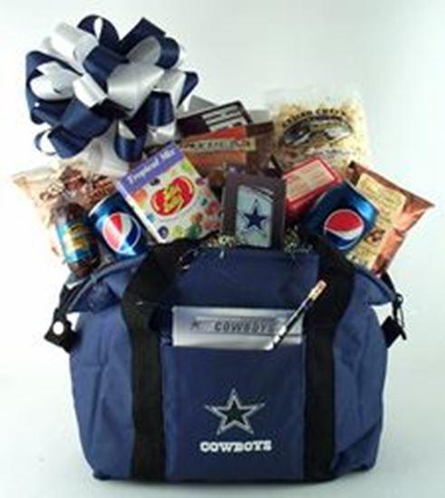 Dallas Cowboys Gift Ideas  Dallas Cowboys Deluxe Cooler Gift