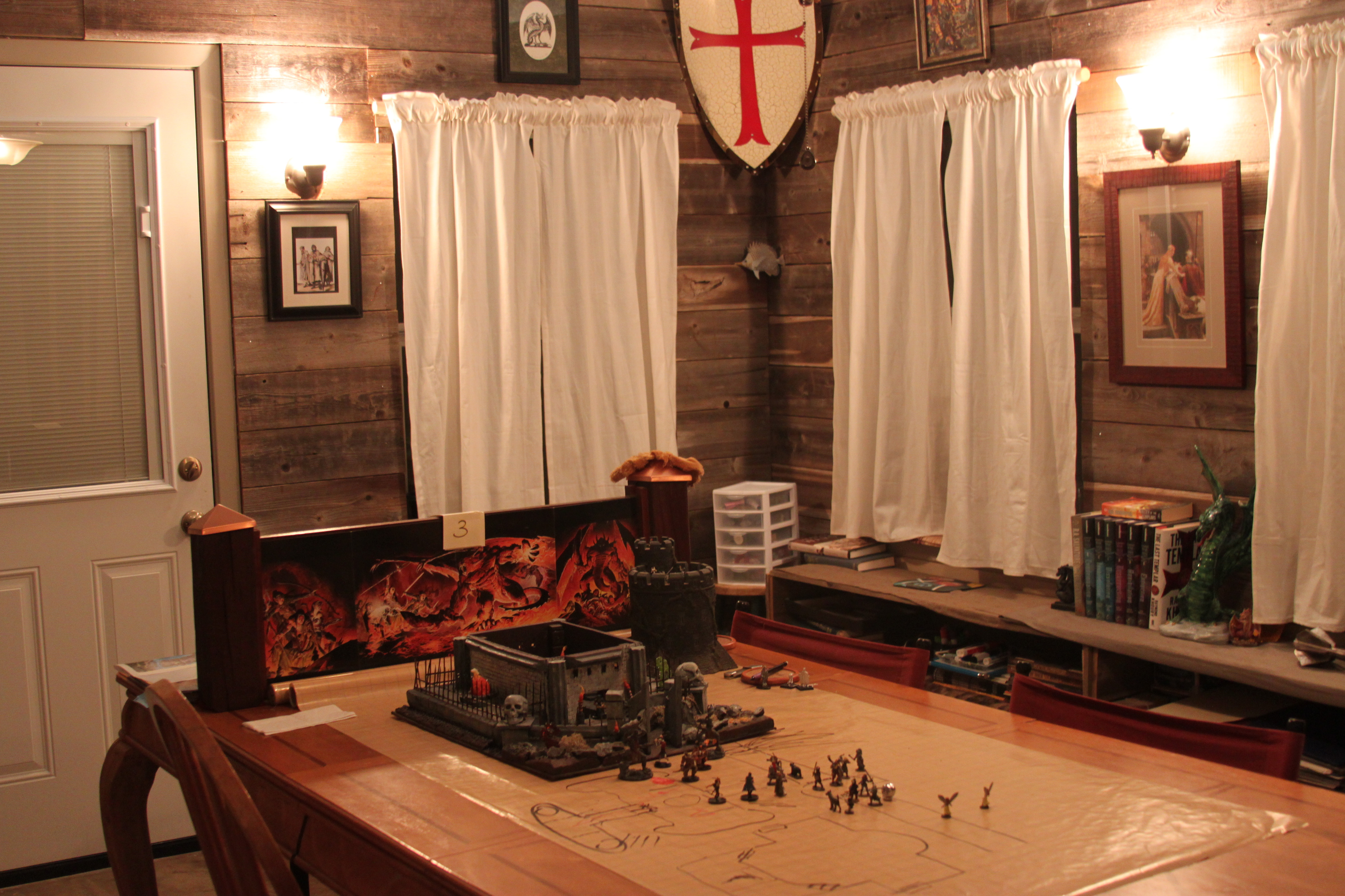 Best ideas about D&D Game Room . Save or Pin DNDPROPS Now.