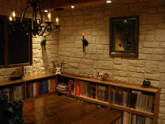 Best ideas about D&D Game Room . Save or Pin The DIY Attic D&D Gaming Room Now.