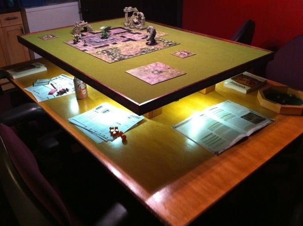 Best ideas about D&D Game Room . Save or Pin 21 Interesting Game Room Ideas D&D Accessories Now.