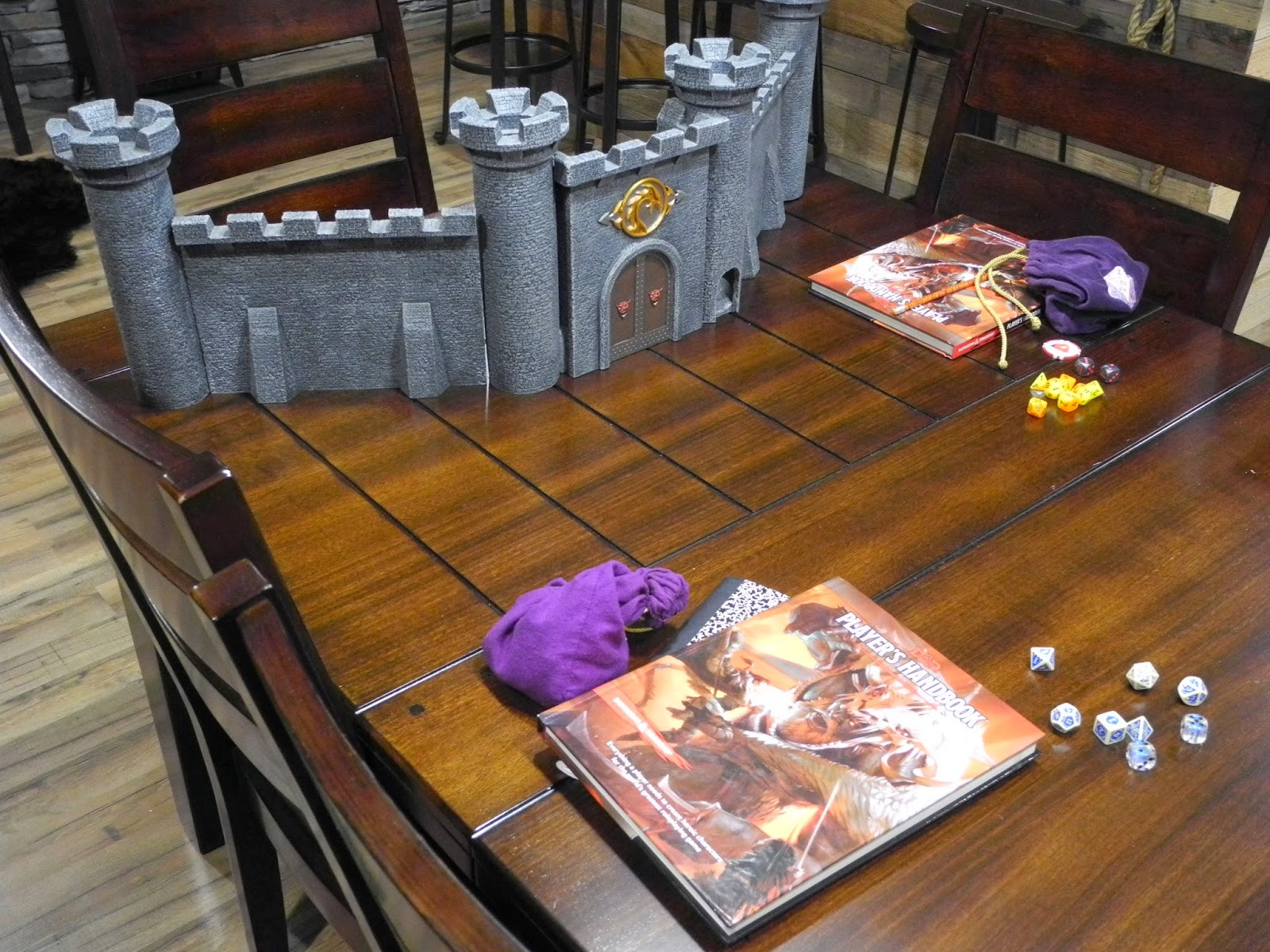 Best ideas about D&D Game Room . Save or Pin Is This The Coolest D&D Game Room Ever Spikey Bits Now.