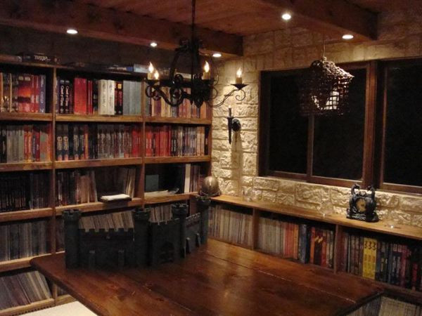 Best ideas about D&D Game Room . Save or Pin Ultimate D&D Room Now.