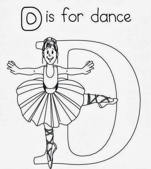 Dance Printable Coloring Pages  Printable coloring pages