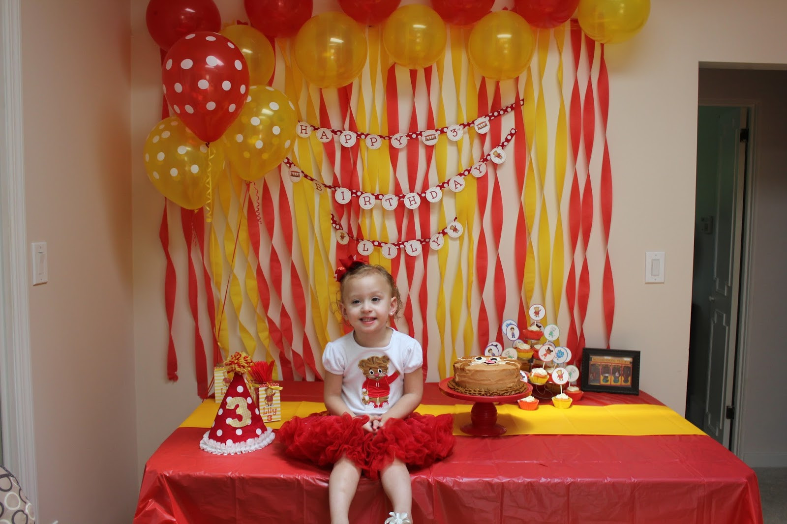 Best ideas about Daniel Tiger Birthday Party . Save or Pin My Not So Little Guy & My Little Punky Pie Party Day Now.