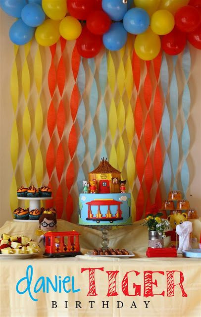 Best ideas about Daniel Tiger Birthday Party . Save or Pin Patty Cakes Bakery Daniel Tiger Birthday Now.