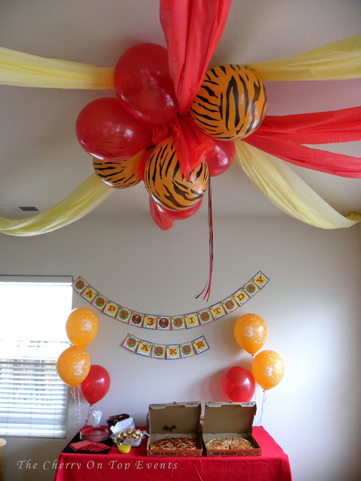 Best ideas about Daniel Tiger Birthday Party . Save or Pin The Cherry Top Events Party Blog A Daniel Tiger s 3rd Now.