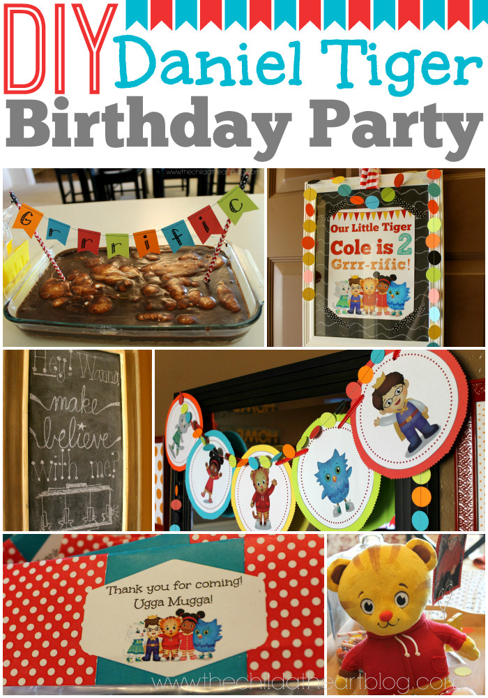 Best ideas about Daniel Tiger Birthday Party . Save or Pin Daniel Tiger Birthday Party 2 Free Printables Child at Now.