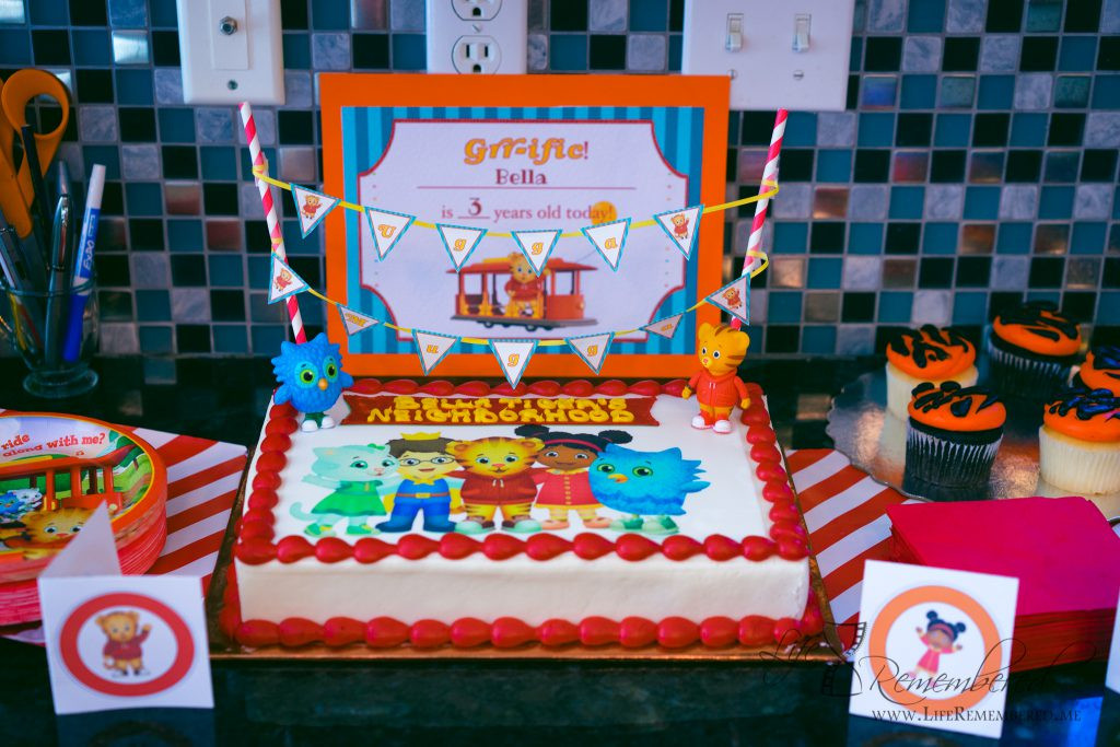 Best ideas about Daniel Tiger Birthday Party . Save or Pin Daniel Tiger Birthday Party Have a Tiger tastic Grr Now.