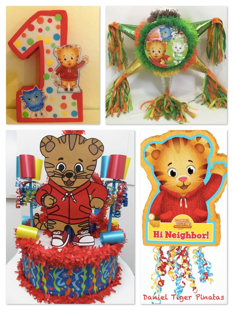 Best ideas about Daniel Tiger Birthday Party . Save or Pin Daniel Tiger Birthday Party Planning Ideas & Supplies Now.