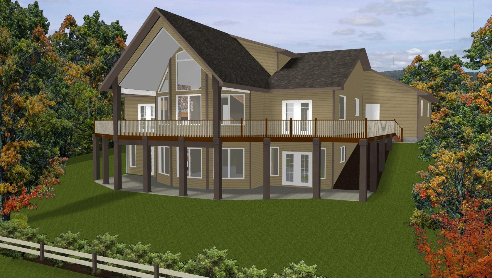 Best ideas about Daylight Basement Ideas . Save or Pin Image Detail for Daylight Basement House Plans Daylight Now.