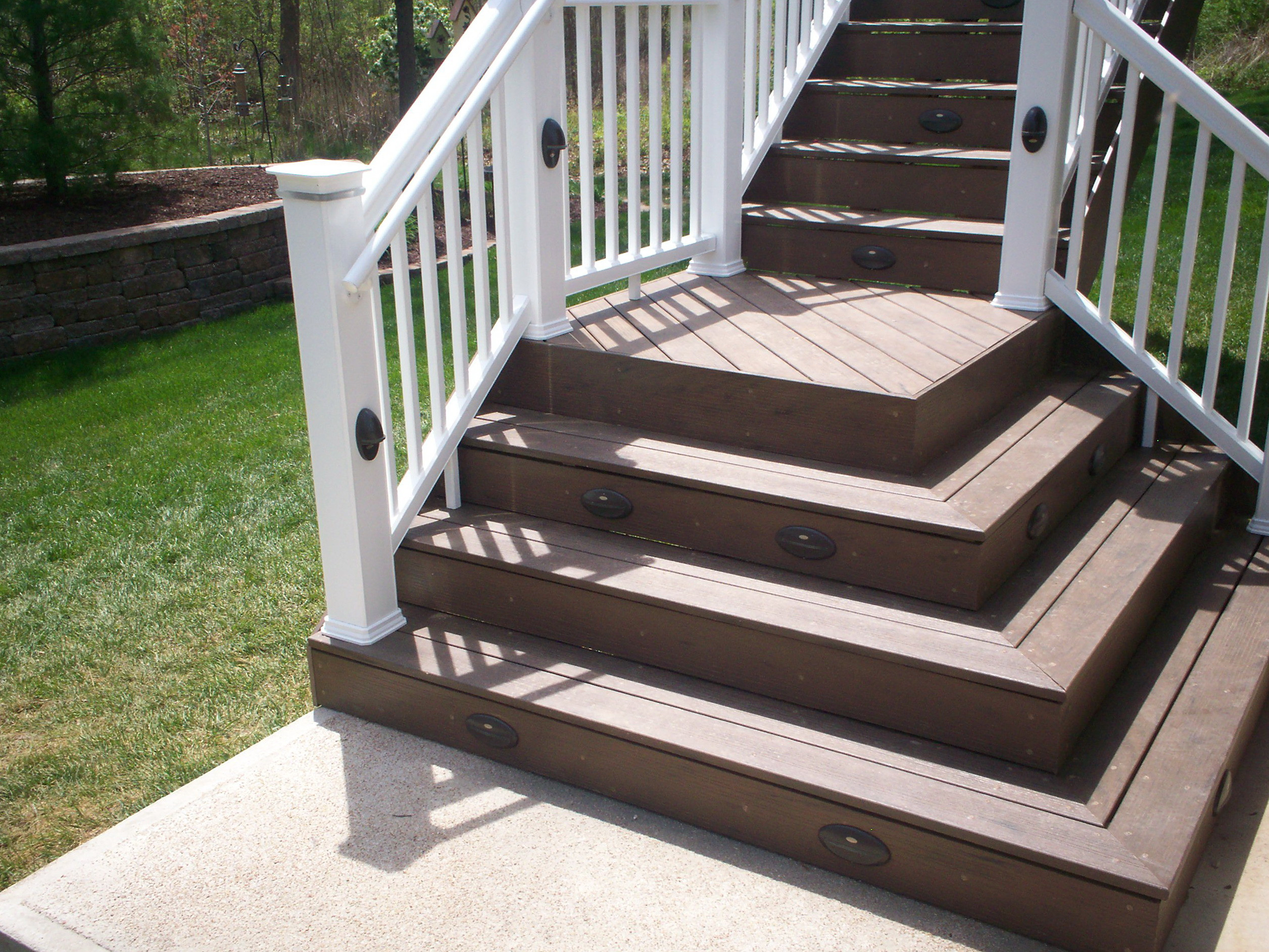 Best ideas about Deck Stairs Code . Save or Pin Deck Handrail Code Height Now.