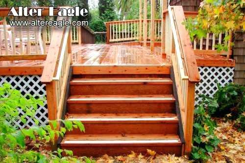 Best ideas about Deck Stairs Code . Save or Pin California Building Code Stairs And Railings Stair Now.