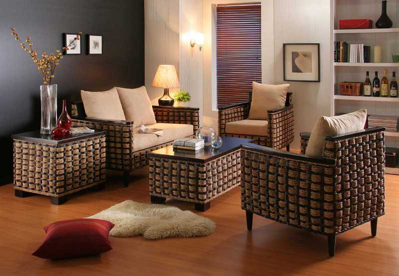 Best ideas about Decor Ideas For Family Room . Save or Pin 12 Decorating Ideas for Small Living Room Now.