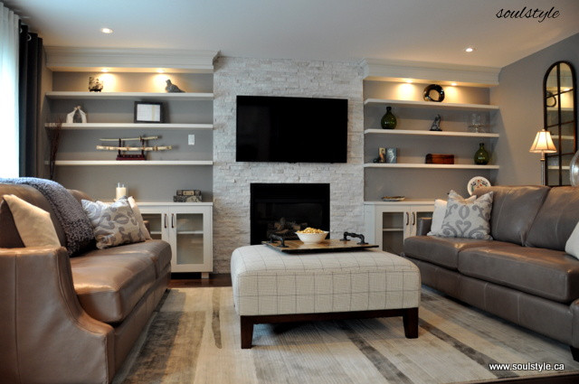 Best ideas about Decor Ideas For Family Room . Save or Pin Family Room Design & Renovation Now.