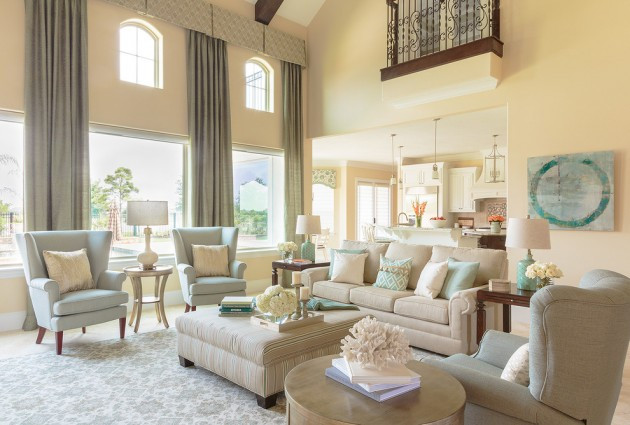 Best ideas about Decor Ideas For Family Room . Save or Pin 15 Gorgeous Mediterranean Family Room Designs Full Now.