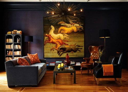 Best ideas about Decor Ideas For Family Room . Save or Pin Unique Living Room Decorating Ideas Interior design Now.