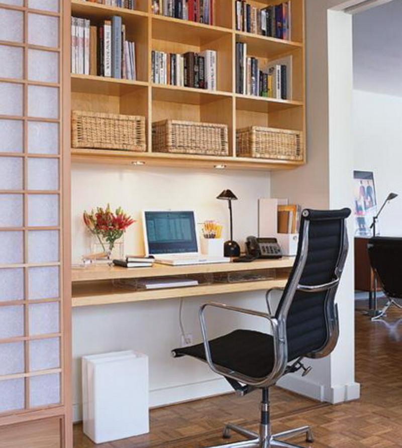 Best ideas about Decorating Small Office Space . Save or Pin House Ideal For Small fice Ie Law Graphic Artists Etc Now.
