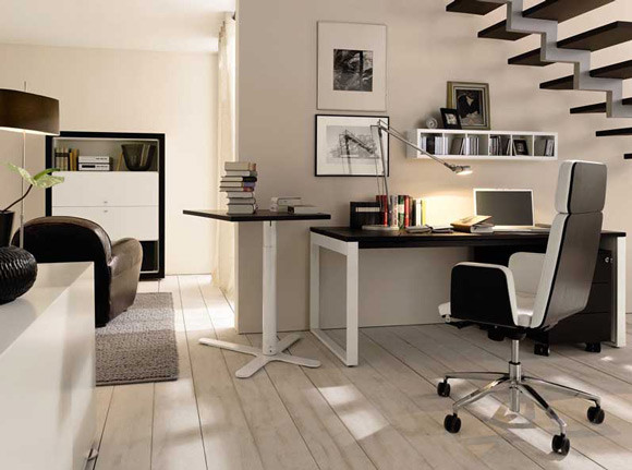 Best ideas about Decorating Small Office Space . Save or Pin fice Design Ideas Small Spaces Now.