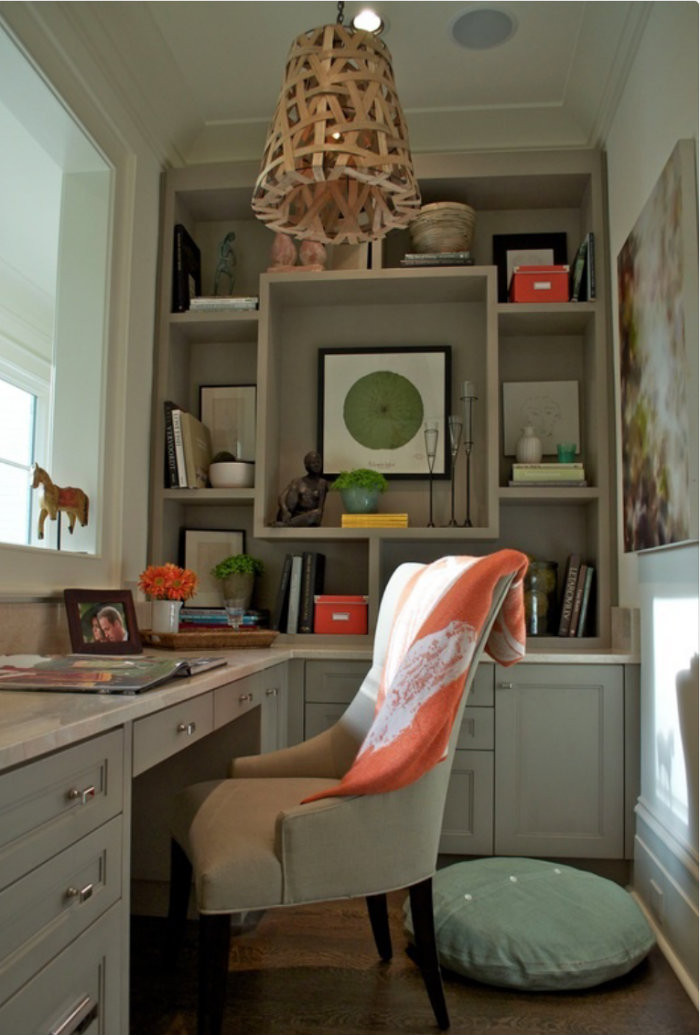 Best ideas about Decorating Small Office Space . Save or Pin Home fices Ideas – Home And Decoration Now.