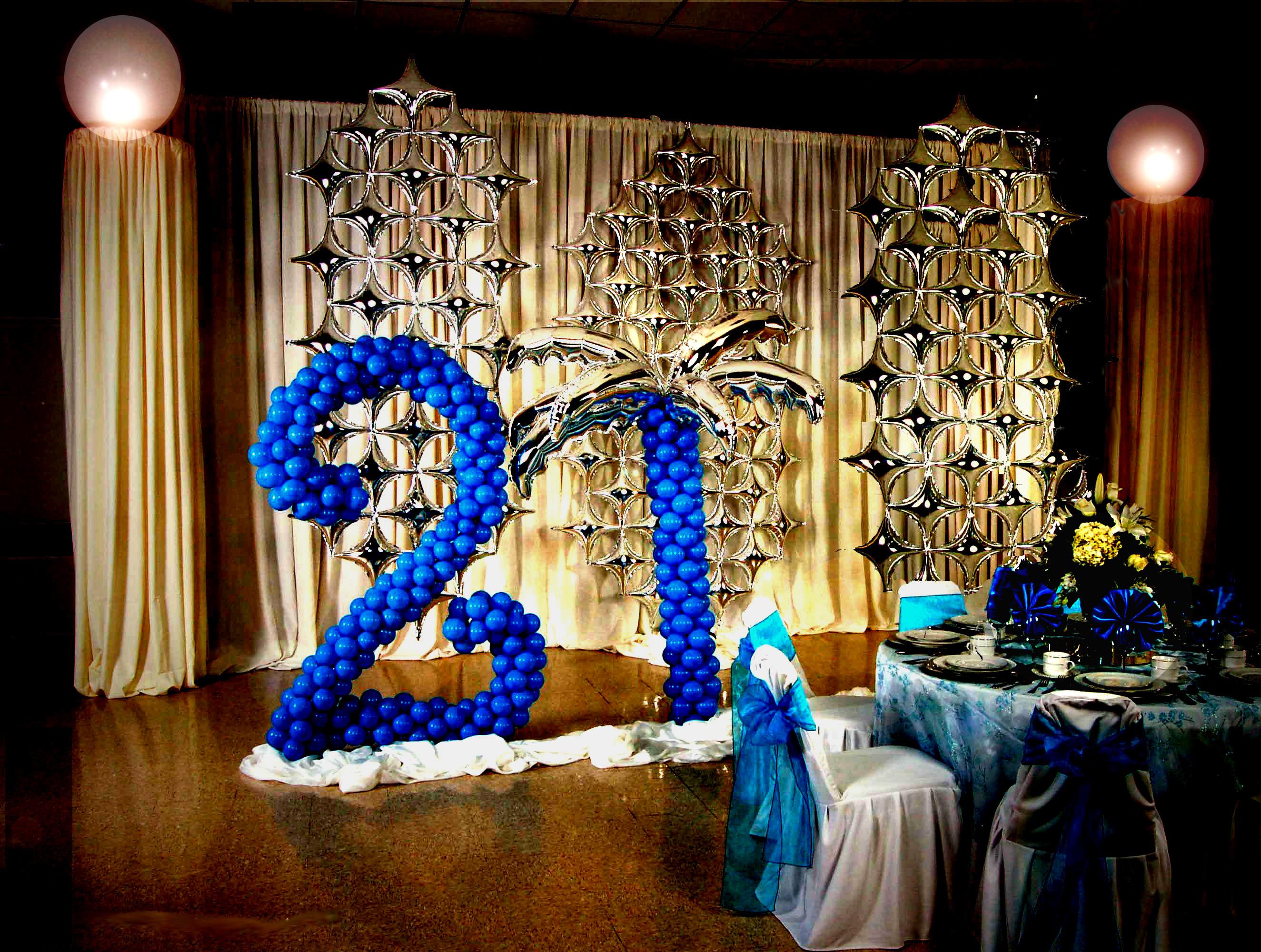 Decorations For 21st Birthday  21st Birthday Party Venue Pretoria Leribisi Lodge