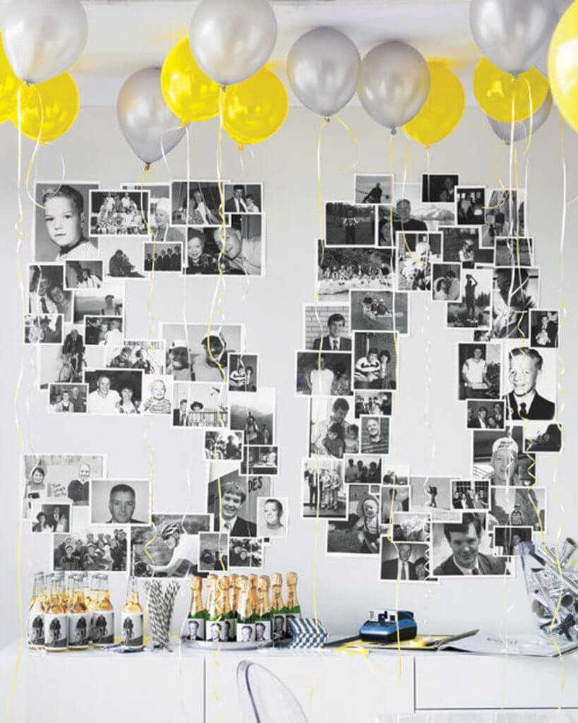 Decorations For 50th Birthday  The Best 50th Birthday Party Ideas Games Decorations