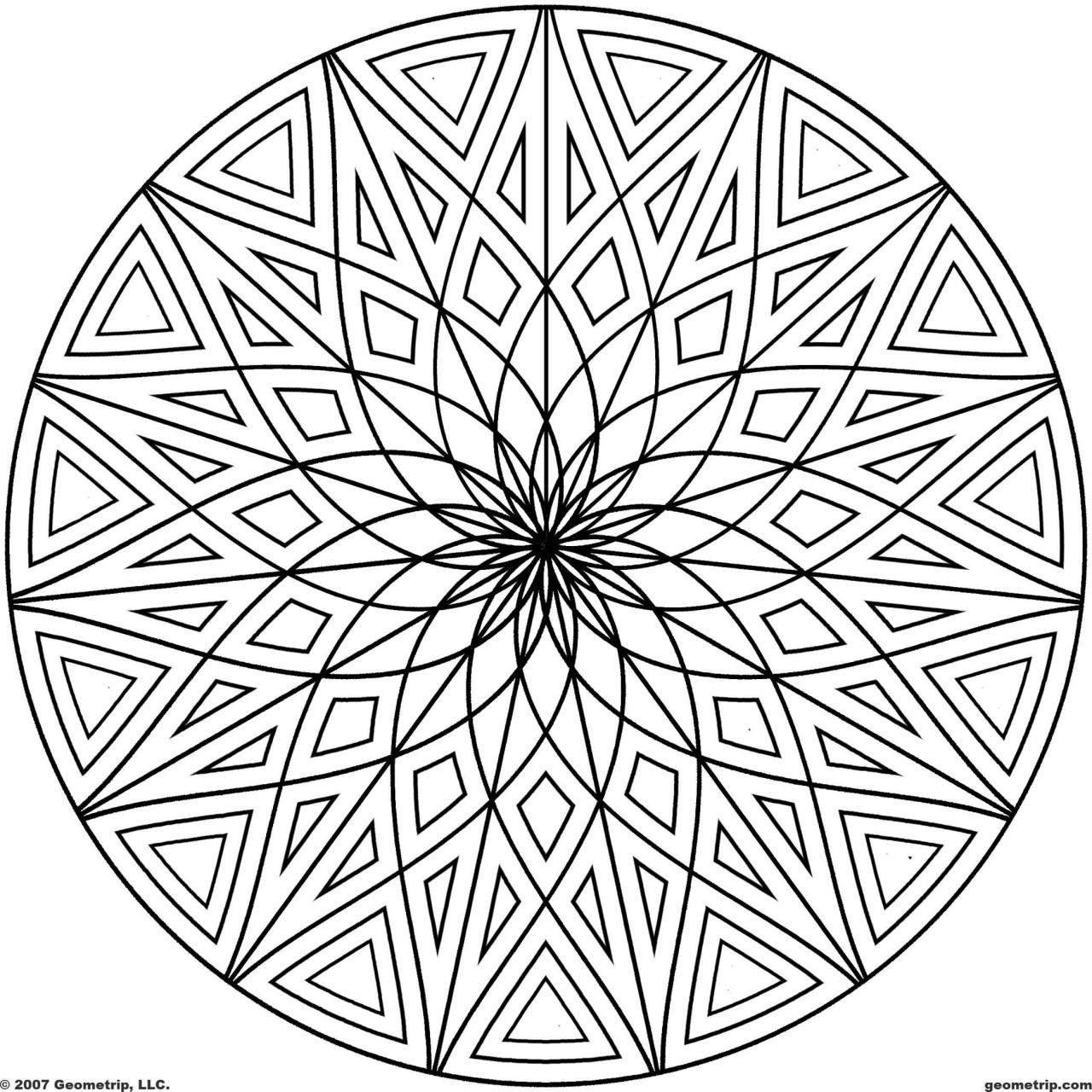 Design Coloring Pages For Kids  Cool Designs To Color Coloring Pages Coloring Page For