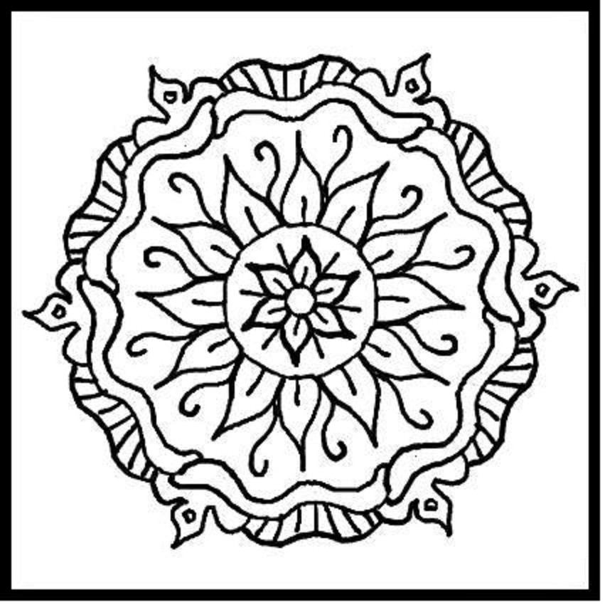 Design Coloring Pages For Kids  Designs