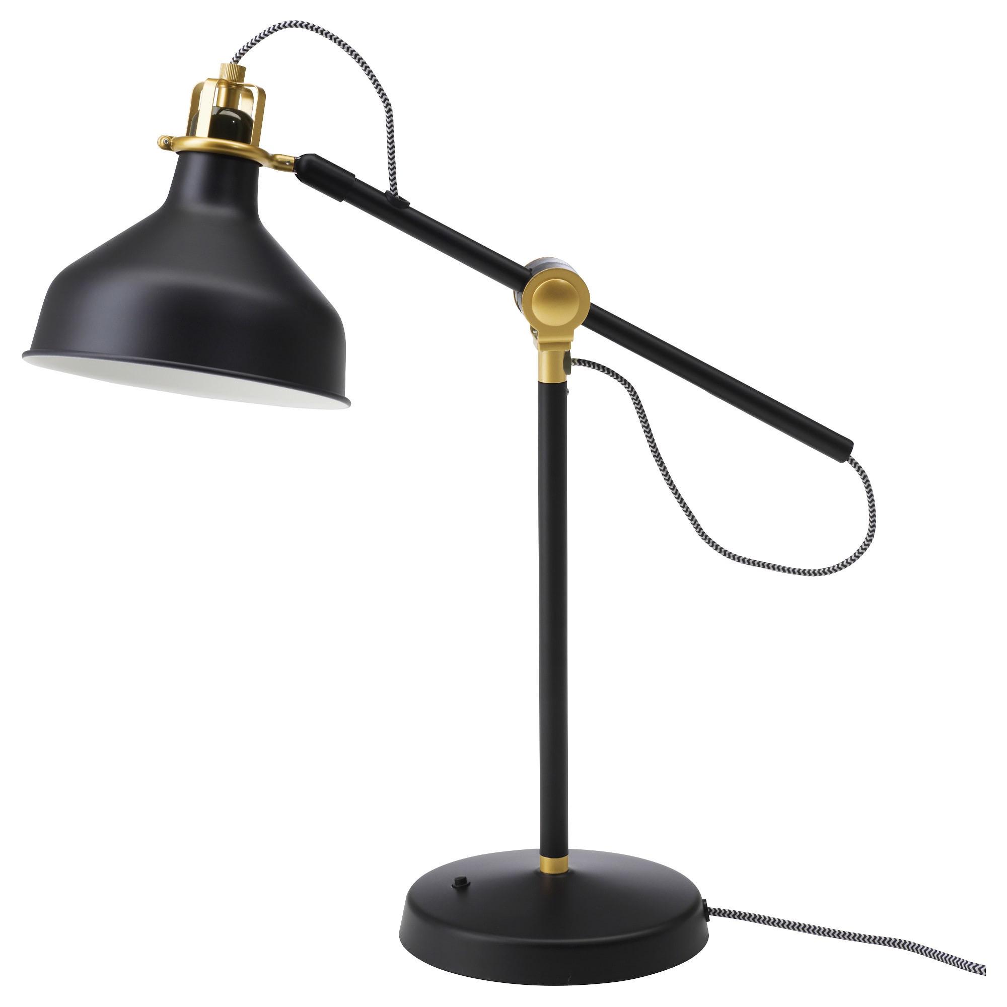 Best ideas about Desk Lamp Ikea . Save or Pin RANARP Work lamp Black IKEA Now.