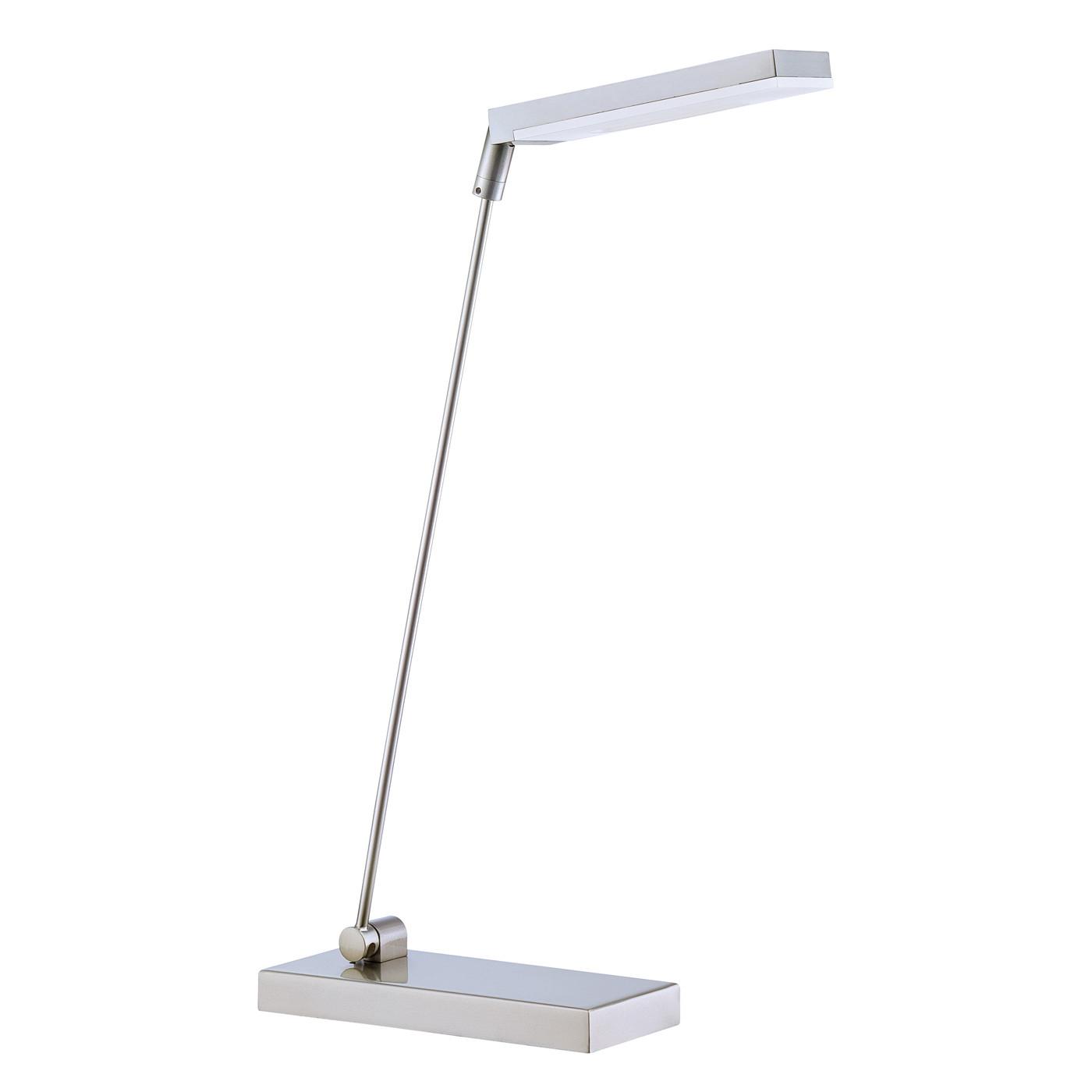 Best ideas about Desk Lamp Led . Save or Pin Kendal Lighting PTL4076 SN 1 Light LED Desk Lamp Now.
