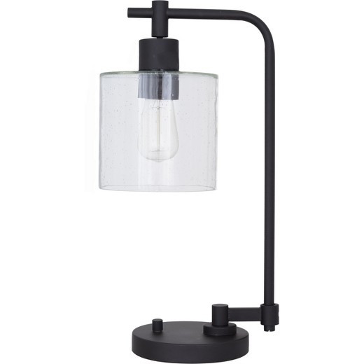 Best ideas about Desk Lamps Target . Save or Pin Hudson Industrial Desk Lamp Black Includes CFL Bulb Now.