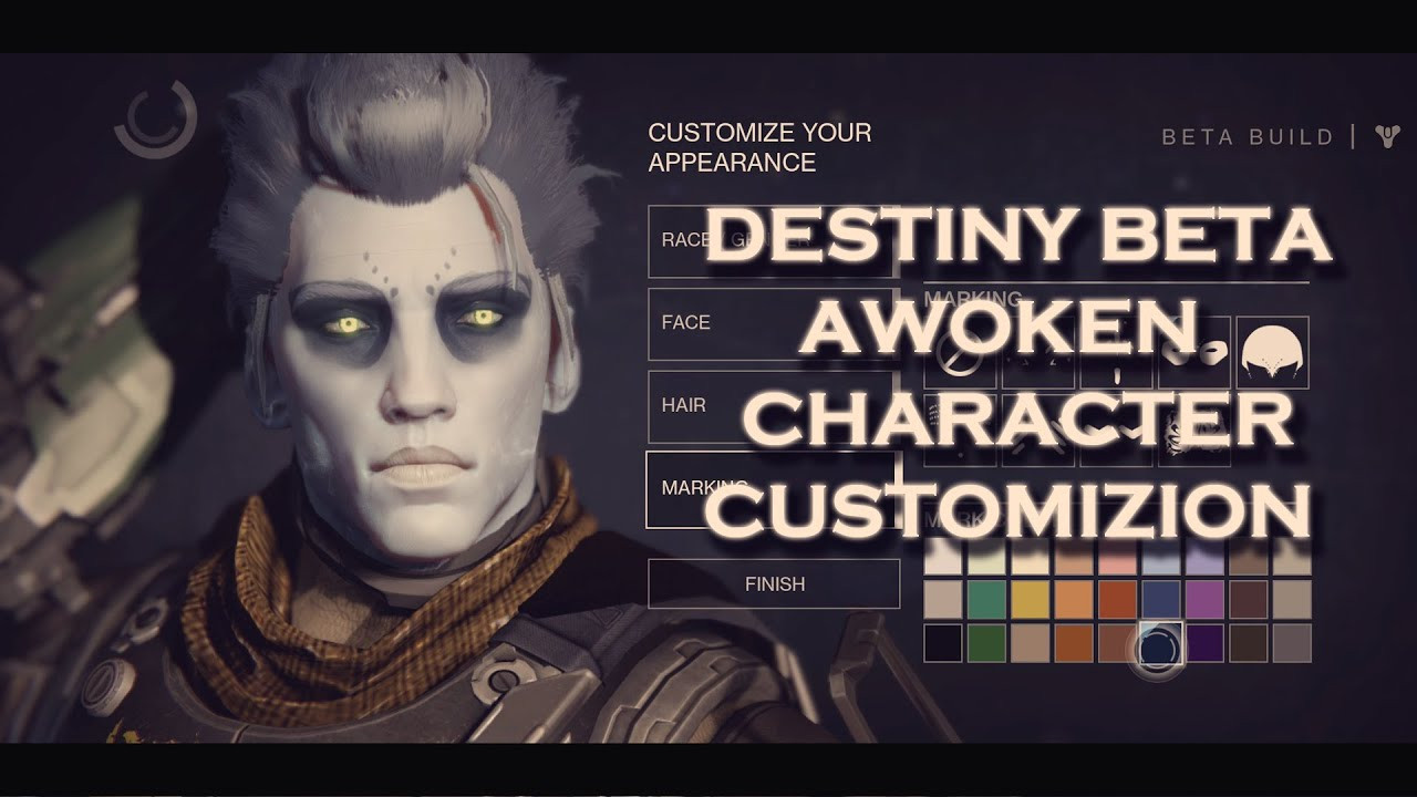 Destiny Human Female Hairstyles From Behind  destiny awoken hairstyles destiny awoken hairstyles