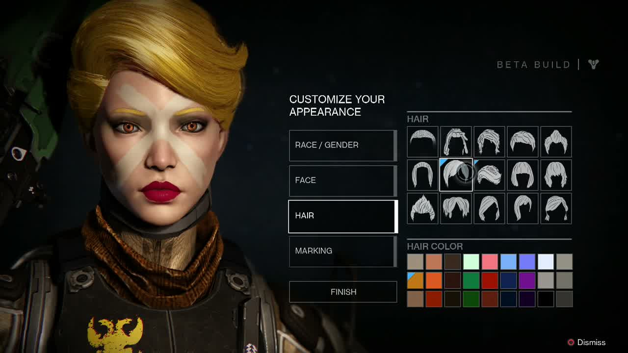 Destiny Human Female Hairstyles From Behind  Destiny s Hair Is Fabulous Step It Up Other Games