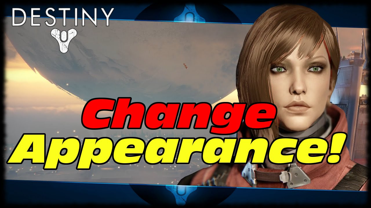 Destiny Human Female Hairstyles From Behind  How To Change Your Appearance ce Destiny The Taken King
