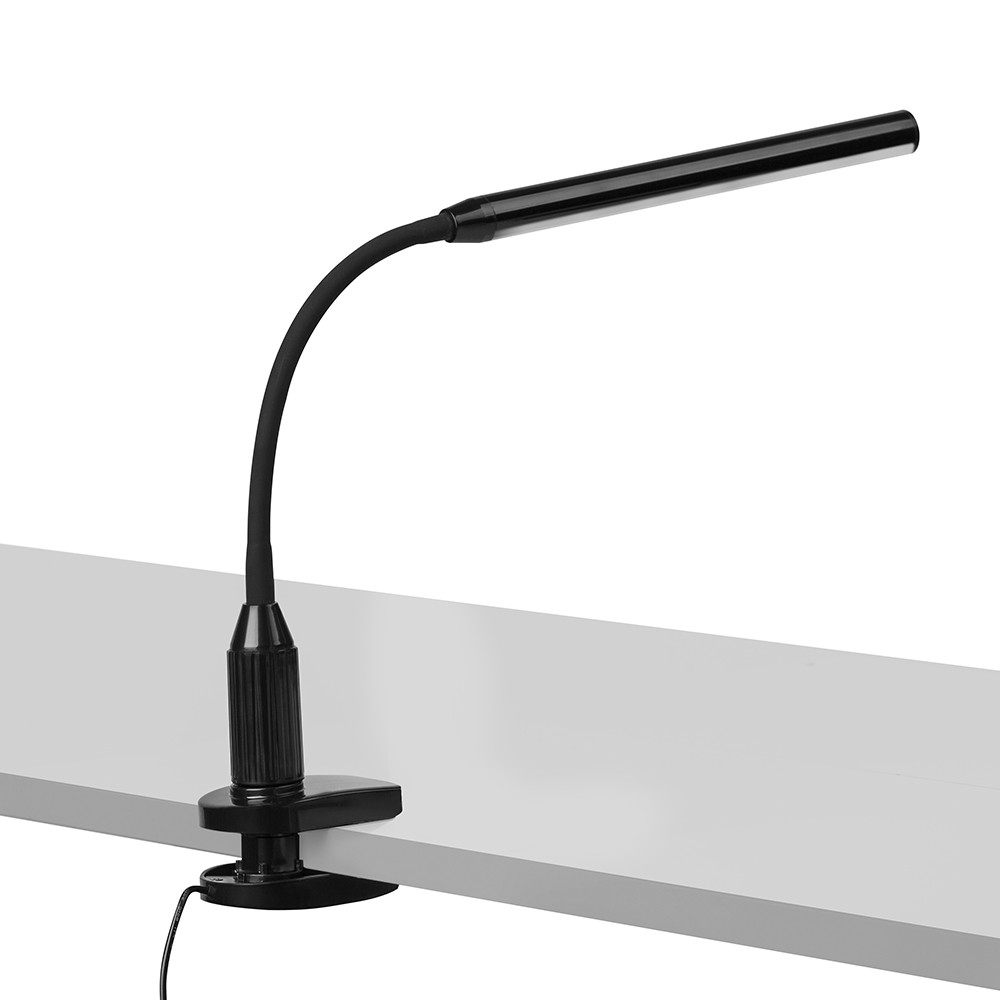 Best ideas about Dimmable Desk Lamp . Save or Pin Sunix Dimmable LED Desk Lamp Clip on Table Lamp Reading Now.
