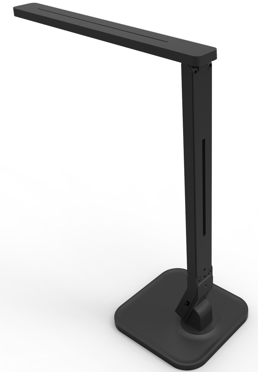 Best ideas about Dimmable Desk Lamp . Save or Pin Black Dimmable LED Desk Lamp – Home Decor Now.