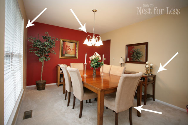 Best ideas about Dining Room Accent Walls . Save or Pin Home Goals 2012 How to Nest for Less™ Now.