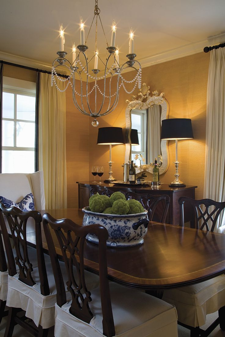Best ideas about Dining Room Centerpieces . Save or Pin Formal Dining Room Decorating Ideas Pinterest at Home Now.